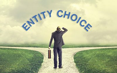 Which entity is most suitable for your new or existing business?